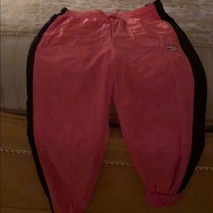 Windbreaker pants